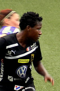 Rita Chikwelu Nigerian female football player