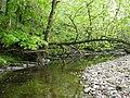 River Brock upstream of Walmsley Bridge - geograph.org.uk - 710510.jpg