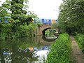 River Wey Navigation, Railway bridge near Byfleet - geograph.org.uk - 814662.jpg