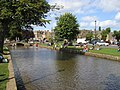 River Windrush, Bourton-on-the-Water - geograph.org.uk - 233862.jpg