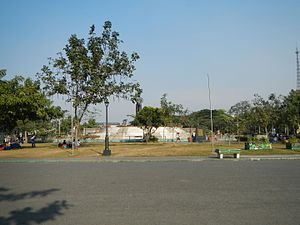 Agrifina Circle - Image: Rizal Parkjf 8110 07