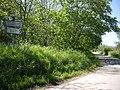 Road to Kildrummy Hotel - geograph.org.uk - 1326480.jpg