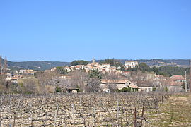 View of Roaix