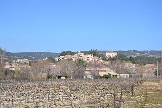 Roaix Commune in Provence-Alpes-Côte dAzur, France