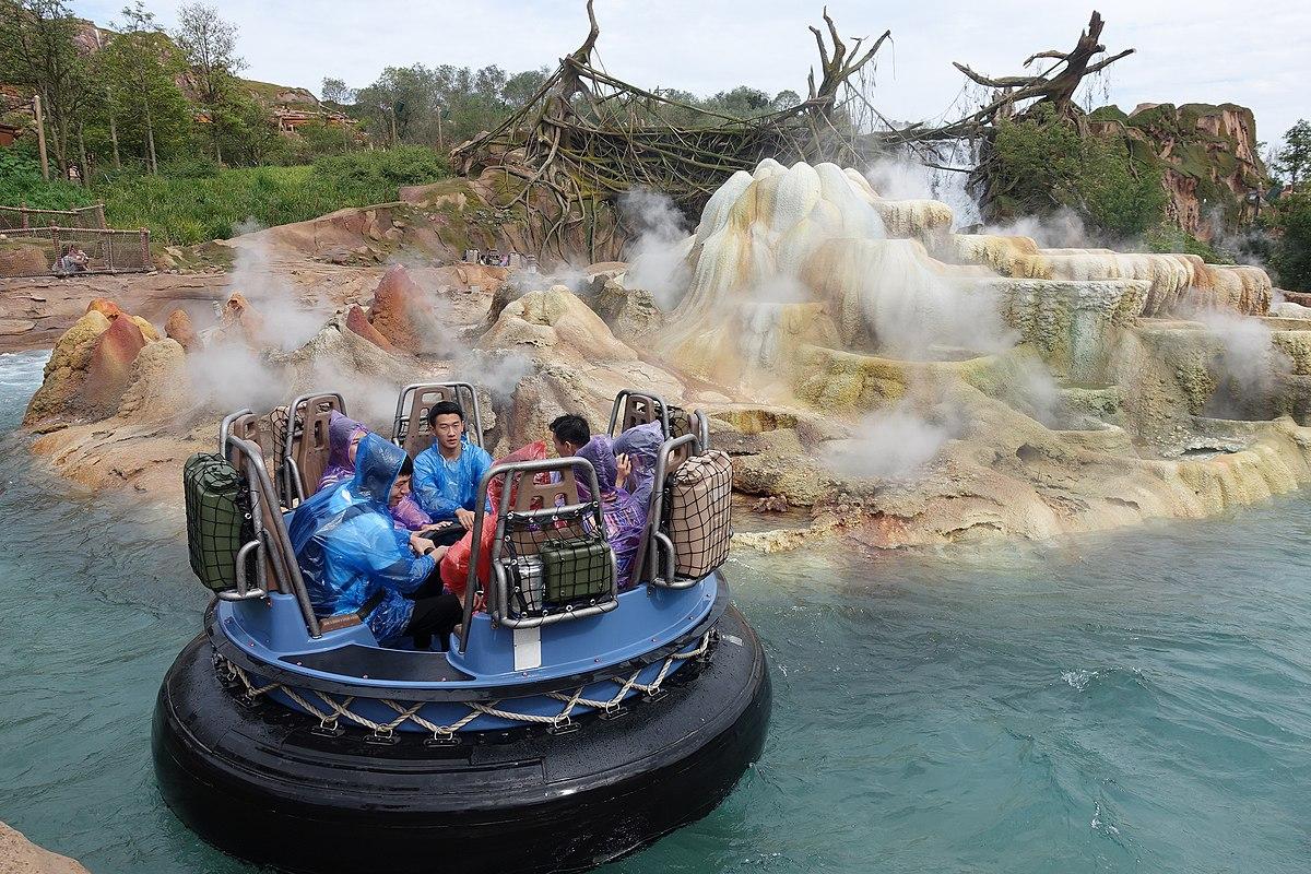 Roaring Rapids (Disney) - Wikipedia