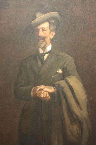 Robert Bontine Cunninghame Graham - Robert Bontine Cunninghame Graham by John Crealock