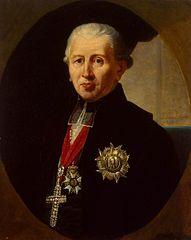 Portrait of Karl Theodor von Dalberg