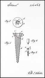 screwdriver names. illustration from robertson\u0027s patent application screwdriver names