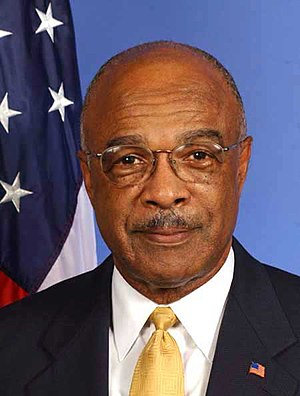 Rod Paige, former Secretary of Education.
