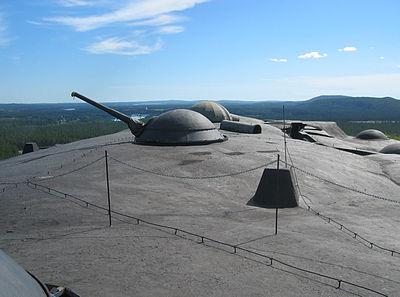 Kanonerna på Rödbergsfortet, museum numera