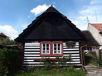 Josef Leopold Zvonař - Birthplace of Josef Leopold Zvonař in Kublov