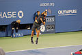 Roger Federer at the US Open 2011.jpg