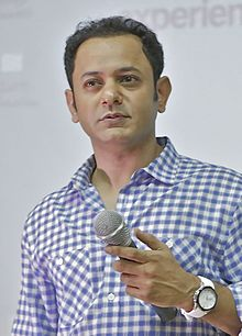 Rohit Gupta at Symbiosis International University (cropped).jpg