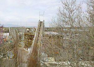 Roller Coaster (Lagoon) - Image: Roller Coaster at Lagoon