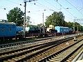 Rolling stock in Brest, Belarus.jpg