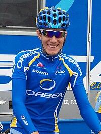 Romain Sicard Ronde Isard 2009 depart.jpg