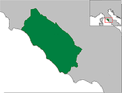 509 av. J.-C.: la monarchie romaine à son apogée, correspondant aussi au territoire du début de la République romaine