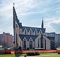 Roman catholic church of saint John Bosco (Minsk) 5.jpg