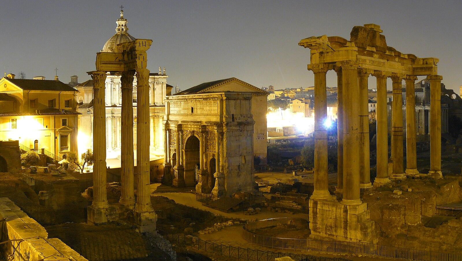 Foro Romano Italia