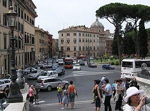 Piazza d'Aracoeli - Piazza d'Aracoeli