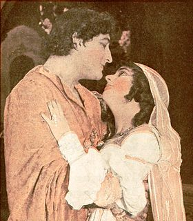 <i>Romeo and Juliet</i> (1916 Metro Pictures film) 1916 silent film by John W. Noble and Francis X. Bushman