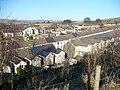 Rooftop view, Rhymney - geograph.org.uk - 1120244.jpg