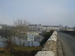 Roosky, on the River Shannon
