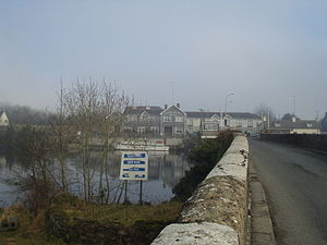 Roosky - Roosky, on the River Shannon