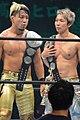Roppongi 3K IWGP Junior Heavyweight Tag Team Champions.jpg