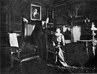 Rosmersholm - Rosmersholm, Lessing Theater, 1906