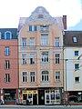 Rostock Doberaner Strasse 2 2011-06-27.jpg