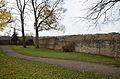 Rothenburg ob der Tauber, Alte Burg, Mauerzüge-001.jpg