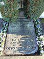 Rottach-Egern — St. Laurentius — Friedhof — Grabstein Karl Alexander von Müller.JPG