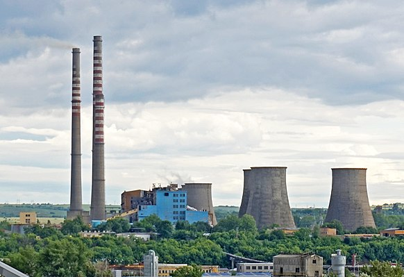 Ruse Iztok Power Plant