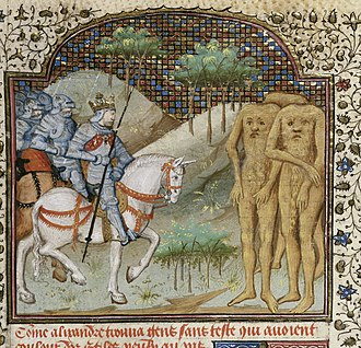 Headless men - Image: Royal 15 E VI fol 21v sans teste