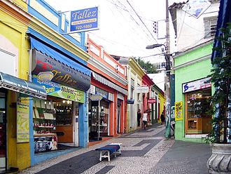 Cuiabá - Street trading.