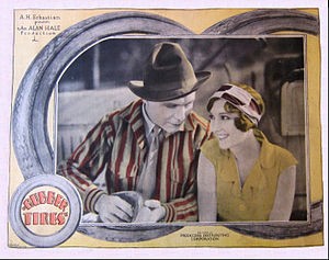Rubber Tires - Lobby card