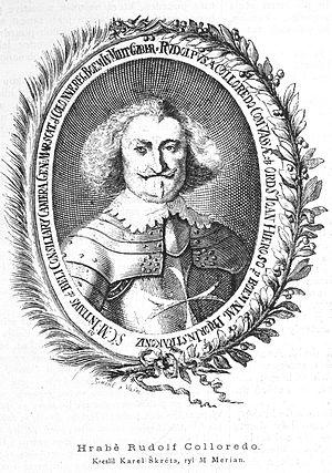 Rudolf von Colloredo - Rudolf von Colloredo