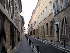 Image illustrative de l'article Rue Roux-Alphéran