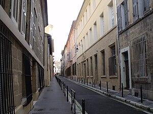 Ambroise Roux-Alphéran - Rue Roux-Alphéran