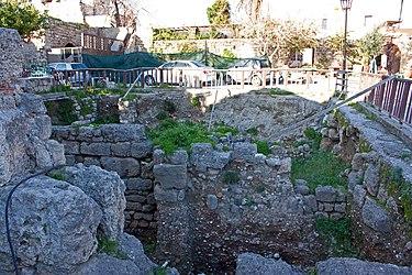 Ruins in Medieval Rhodes 2010 6.jpg