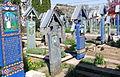 Rumunia, Sapanta, Wesoły Cmentarz DSCF7038.jpg