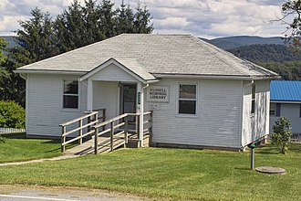 Monkton, Vermont - Russell Memorial Library