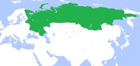 רוסיה הצארית בשנת 1700