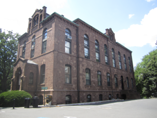 Geology Hall A building in the Queens Campus section of Rutgers, The State University of New Jerseys College Avenue Campus in New Brunswick, New Jersey, United States