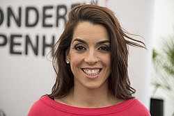Ruth Lorenzo, ESC2014 Meet & Greet 01.jpg