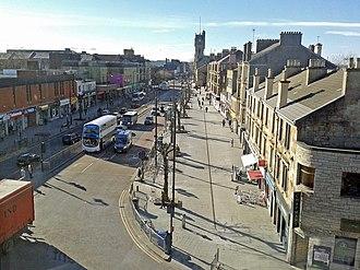 Rutherglen - Image: Rutherglen Main St, 2016 03 07