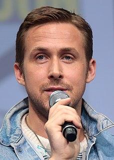Ryan Gosling Canadian actor
