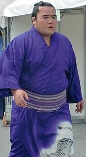 Ryūhō Masayoshi Sumo wrestler