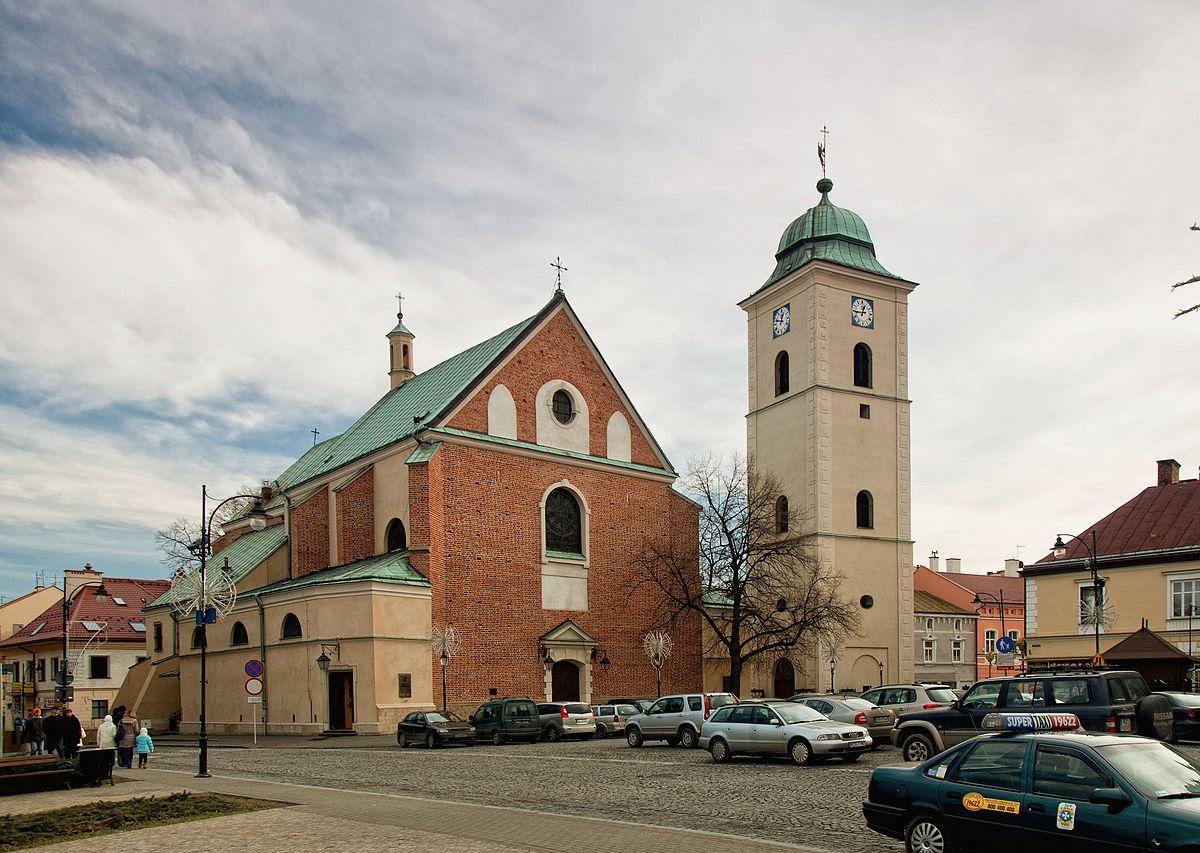 Rzeszów, kościół farny p.w. śś. Stanisława i Wojciecha, 1434, 1623, 1754 danz 004.jpg